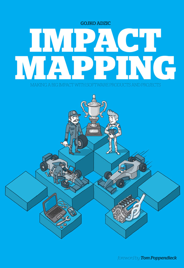 Book impact mapping