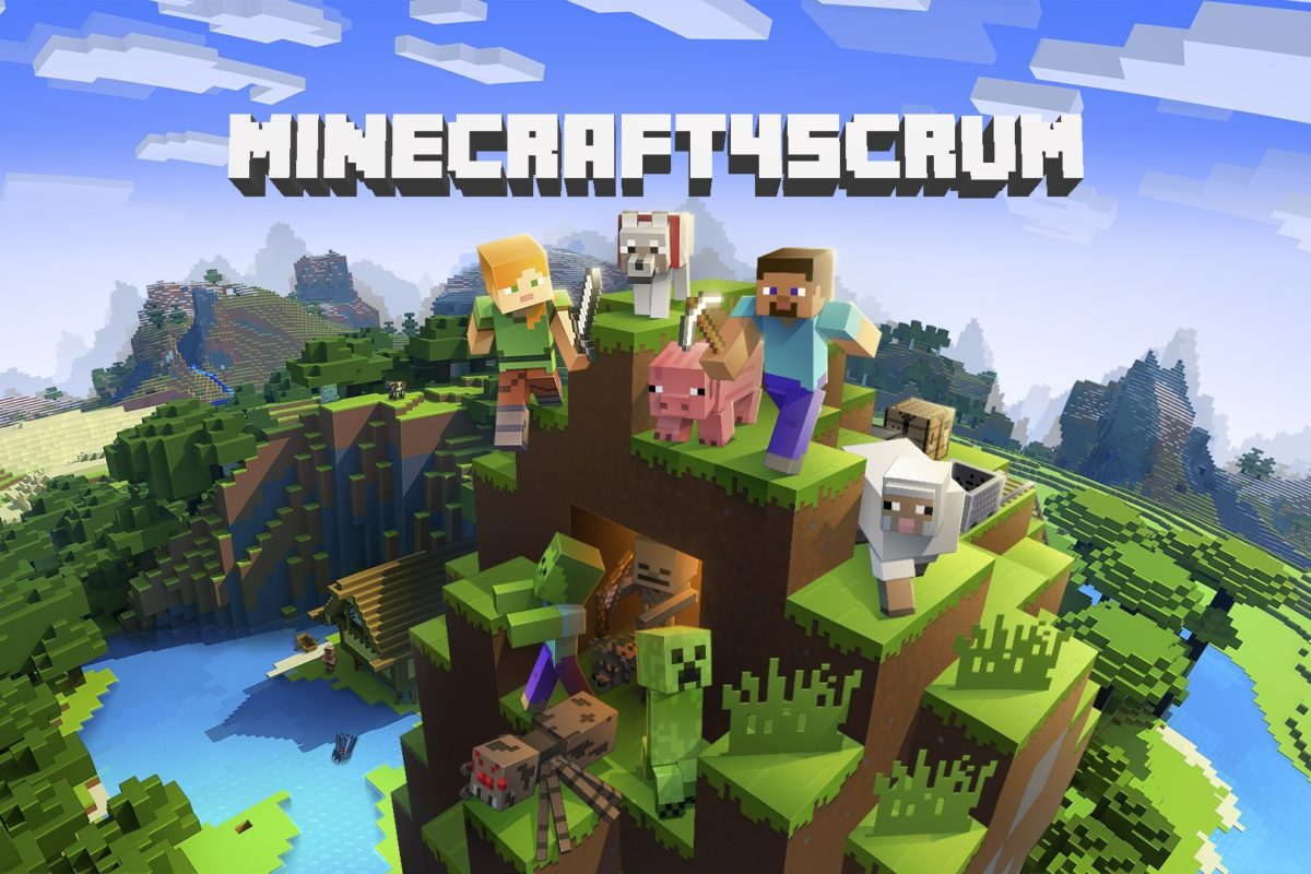 Minecraft 4 Scrum